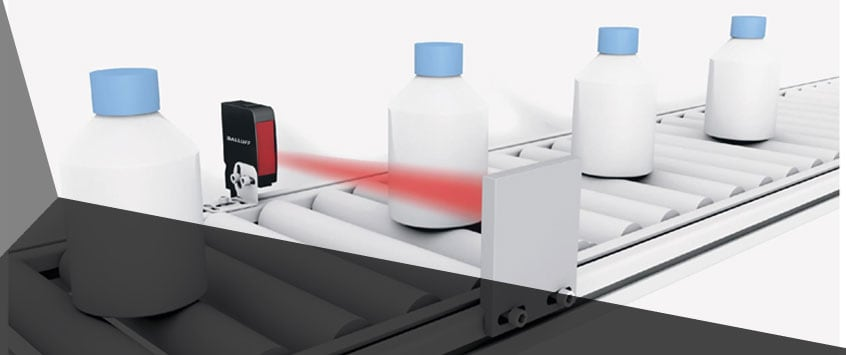 Sensor ótico multifunção