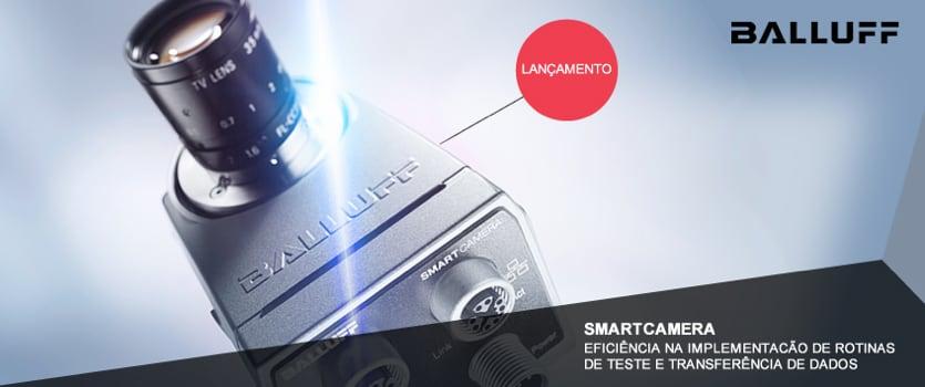 Lançamento Balluff - SmartCamera