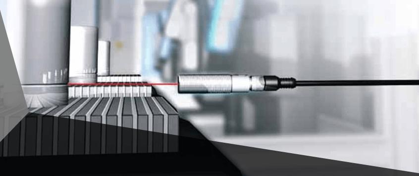 Sensores industriais: 3 tecnologias da linha de sensores ópticos da Balluff