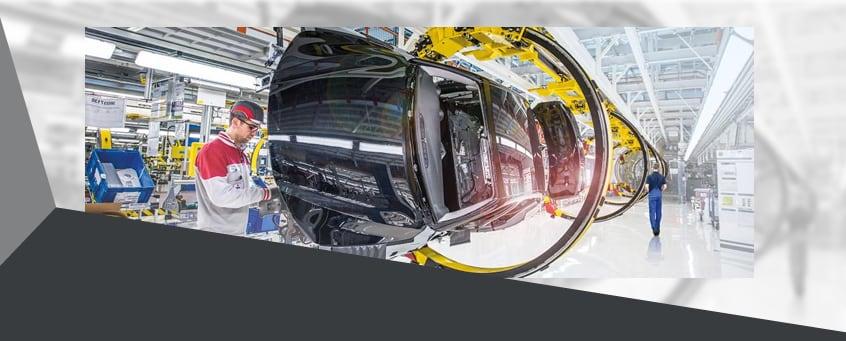 Soluções Balluff para tornar a indústria automotiva mais competitiva