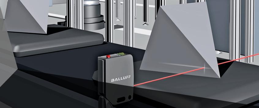 Sensores IO-Link para fábricas inteligentes