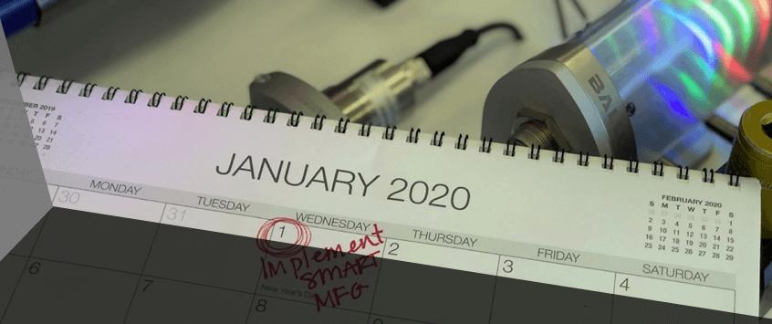 Faça de 2020 o ano da fabricação inteligente