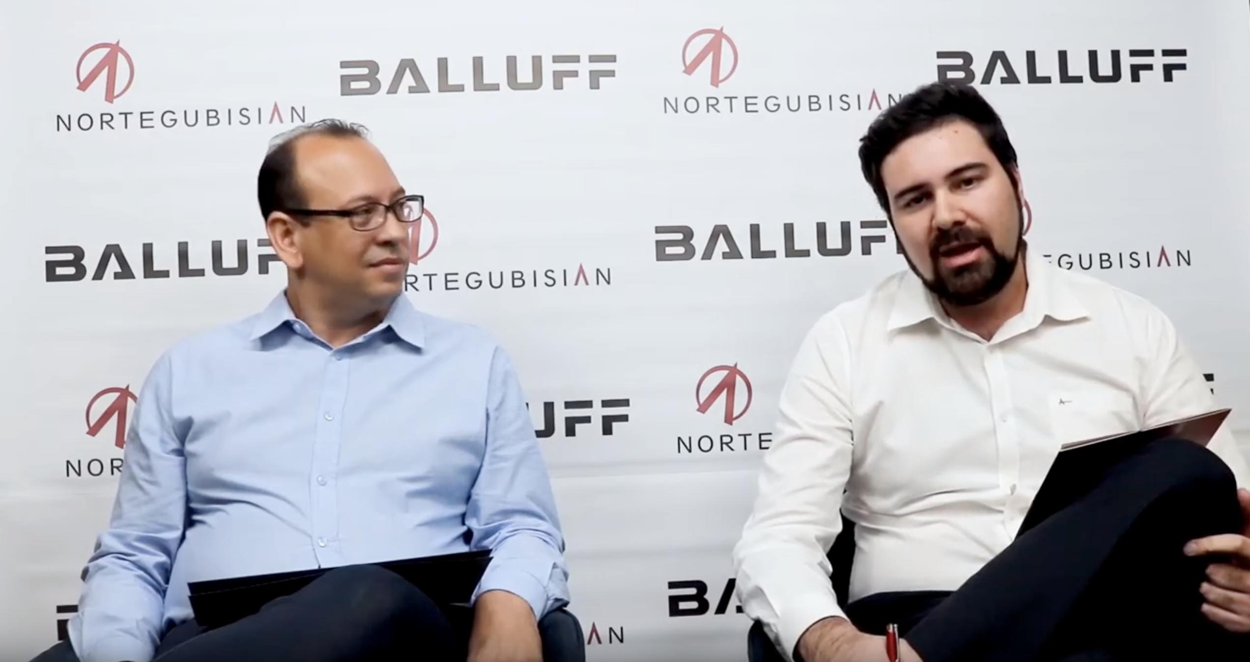 Webinar: Do Lean à Digitalização na prática: O casse de sucesso da Balluff Brasil