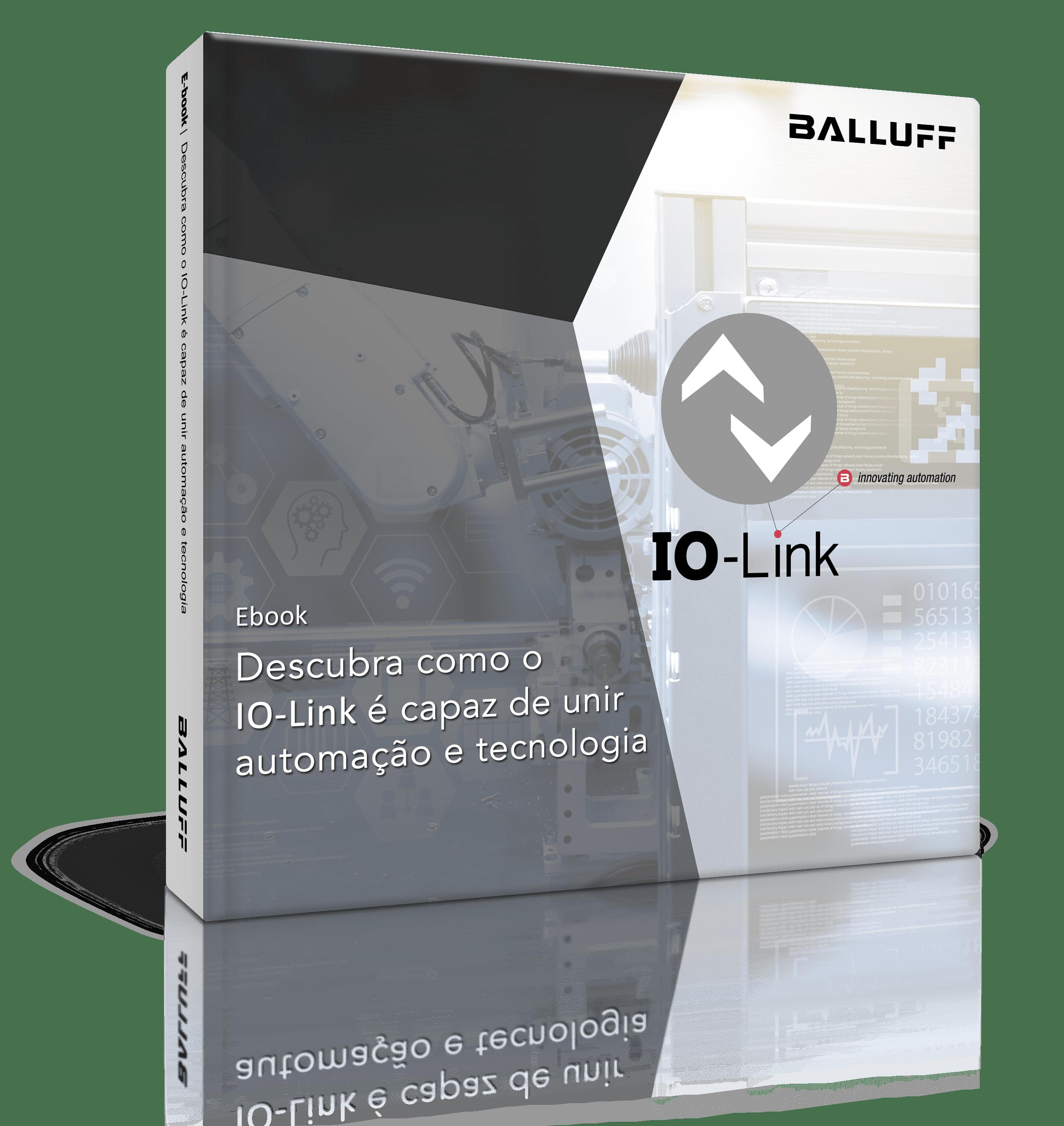 Descubra como o IO-Link é capaz de unir automação e tecnologia