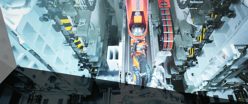 Prensas automatizadas aumentam a produtividade industrial com acopladores indutivos